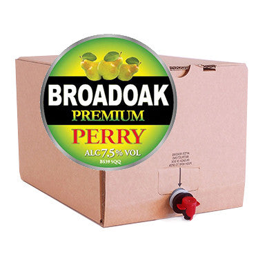 Broadoak Premium Perry from BJ Supplies | Cash & Carry Wholesale - BJ Supplies | Cash & Carry Wholesale