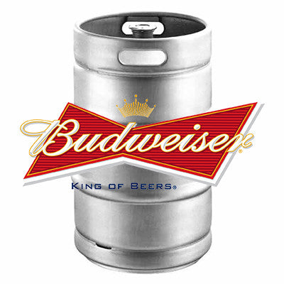 Budwesier Budvar Keg from BJ Supplies | Cash & Carry Wholesale