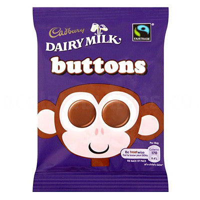 Cadbury's Chocolate Buttons from BJ Supplies | Cash & Carry Wholesale