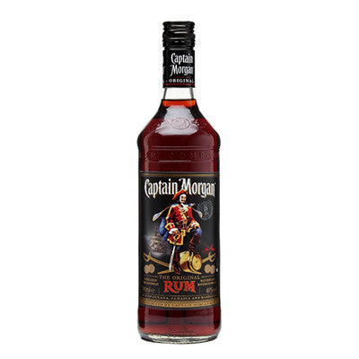 Captain Morgan from BJ Supplies | Cash & Carry Wholesale