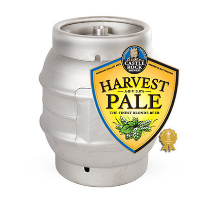 Castlerock Harvest Pale Ale from BJ Supplies | Cash & Carry Wholesale