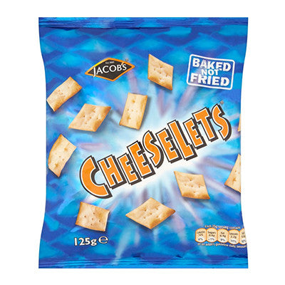 Cheeselets from BJ Supplies | Cash & Carry Wholesale