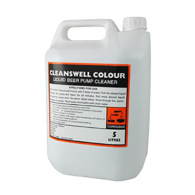 Cleanswell Purple Beer Line Cleaner from BJ Supplies | Cash & Carry Wholesale