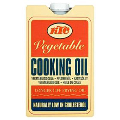 Vegetable Oil from BJ Supplies | Cash & Carry Wholesale