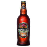Crabbies Ginger Ale Bottles
