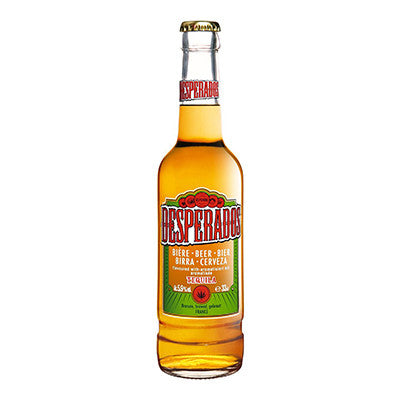 Desperados Bottles from BJ Supplies | Cash & Carry Wholesale