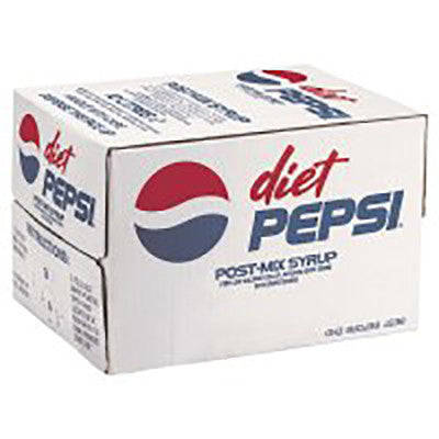 Diet Pepsi Postmix from BJ Supplies | Cash & Carry Wholesale