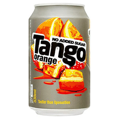 Diet Tango Orange Cans from BJ Supplies | Cash & Carry Wholesale