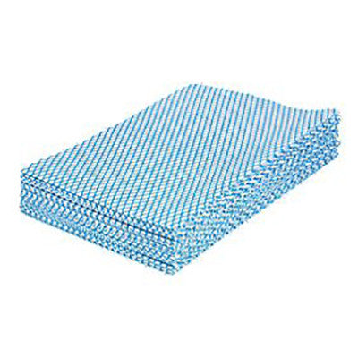 Blue/White Dishcloths from BJ Supplies | Cash & Carry Wholesale