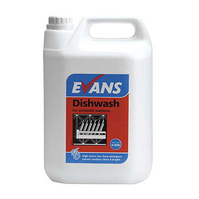 Evans Dishwash & Glasswash from BJ Supplies | Cash & Carry Wholesale
