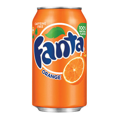 Fanta Cans from BJ Supplies | Cash & Carry Wholesale