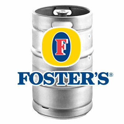 Fosters Keg from BJ Supplies | Cash & Carry Wholesale