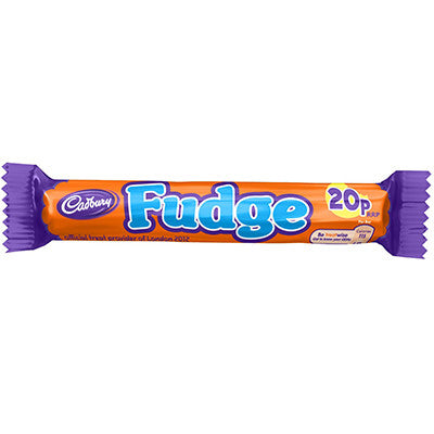 Cadbury's Fudge from BJ Supplies | Cash & Carry Wholesale