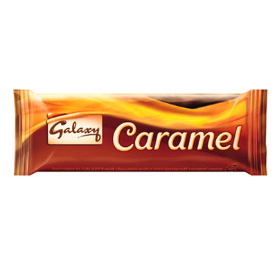 Galaxy Caramel from BJ Supplies | Cash & Carry Wholesale