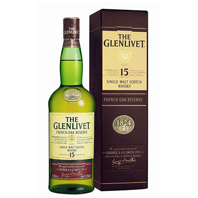 Glenlivet from BJ Supplies | Cash & Carry Wholesale