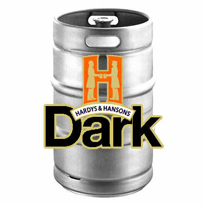 Hardy & Hanson's Dark Mild Keg from BJ Supplies | Cash & Carry Wholesale