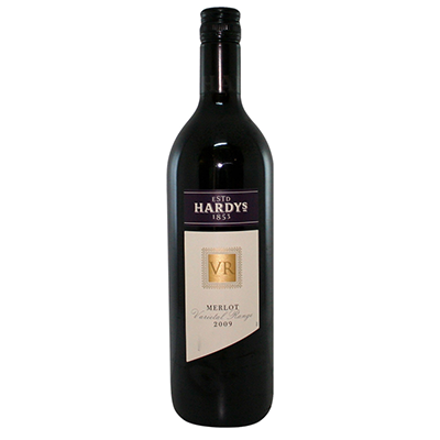 Hardys VR Merlot from BJ Supplies | Cash & Carry Wholesale