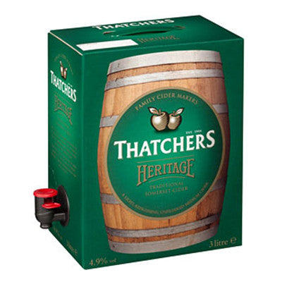 Thatchers Heritage from BJ Supplies | Cash & Carry Wholesale