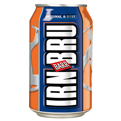 Irn Bru Cans from BJ Supplies | Cash & Carry Wholesale