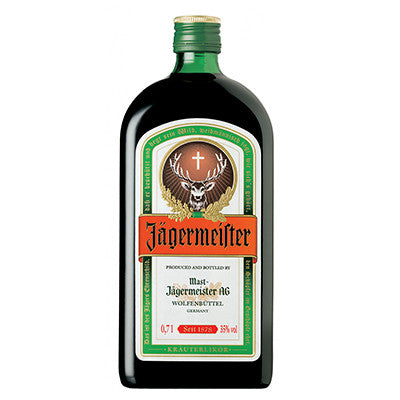 Jagermeister from BJ Supplies | Cash & Carry Wholesale
