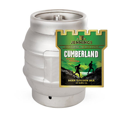 Jennings Cumberland Ale from BJ Supplies | Cash & Carry Wholesale