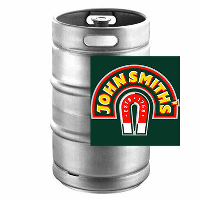 John Smith's Smooth Keg from BJ Supplies | Cash & Carry Wholesale