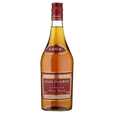 Jules Clairon Brandy from BJ Supplies | Cash & Carry Wholesale