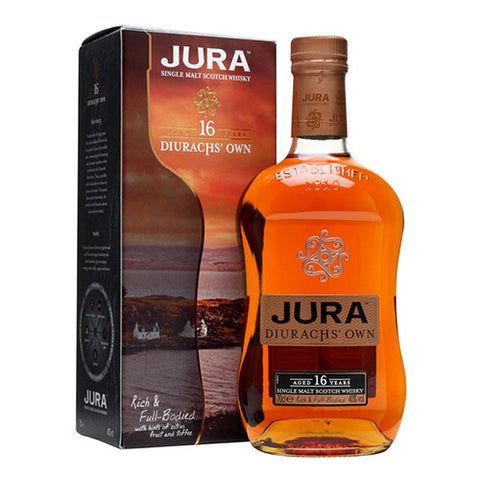 Jura Diurachs Own Whiskey from BJ Supplies | Cash & Carry Wholesale