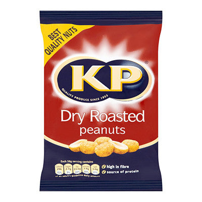 KP Dry Roast Nuts from BJ Supplies | Cash & Carry Wholesale
