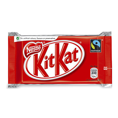 Kit Kat Four Fingers from BJ Supplies | Cash & Carry Wholesale