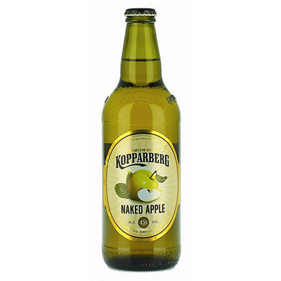 Kopparberg Naked Apple Bottles from BJ Supplies | Cash & Carry Wholesale