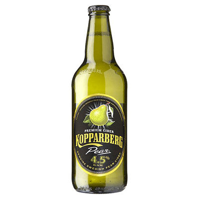 Kopparberg Pear Bottles from BJ Supplies | Cash & Carry Wholesale