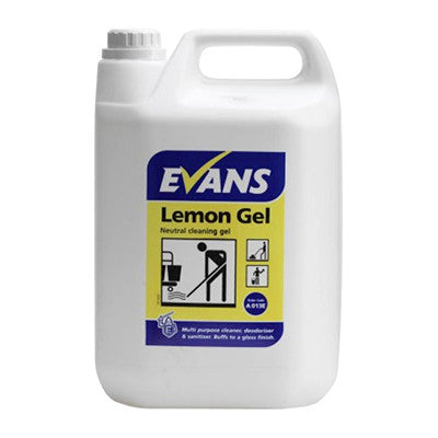Evans Lemon Gel from BJ Supplies | Cash & Carry Wholesale