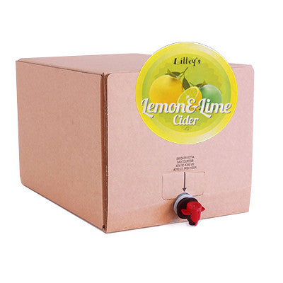 Lilley's Lemon & Lime