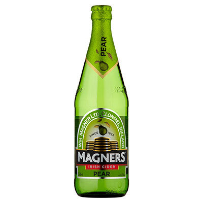 Magners Pear Bottles from BJ Supplies | Cash & Carry Wholesale