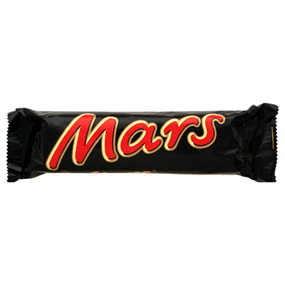 Mars Bar from BJ Supplies | Cash & Carry Wholesale