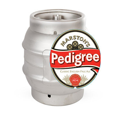 Marstons Pedigree from BJ Supplies | Cash & Carry Wholesale