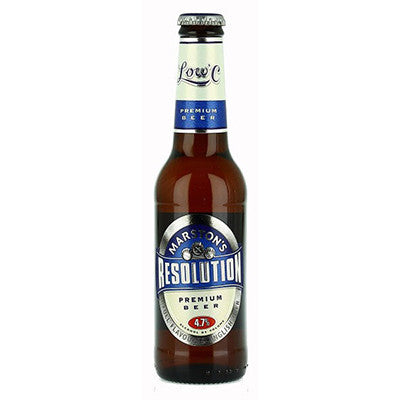 Marstons Resolution Bottles from BJ Supplies | Cash & Carry Wholesale