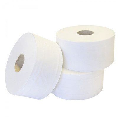 Mini Jumbo Toilet Rolls from BJ Supplies | Cash & Carry Wholesale