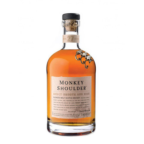Monkey Shoulder Whiskey from BJ Supplies | Cash & Carry Wholesale