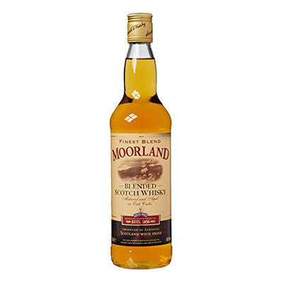Moorlands Whiskey from BJ Supplies | Cash & Carry Wholesale