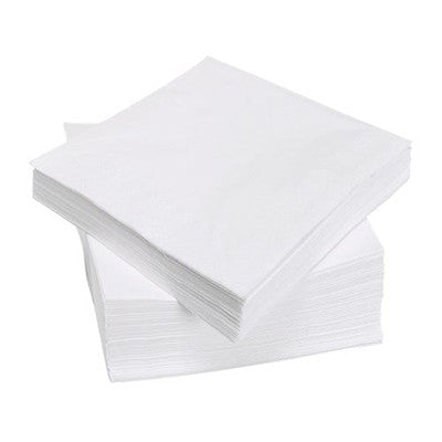 Napkins (White) from BJ Supplies | Cash & Carry Wholesale