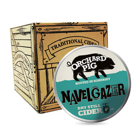 Orchard Pig Navelgazer Cider from BJ Supplies | Cash & Carry Wholesale