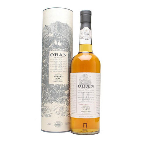 Oban Whiskey from BJ Supplies | Cash & Carry Wholesale