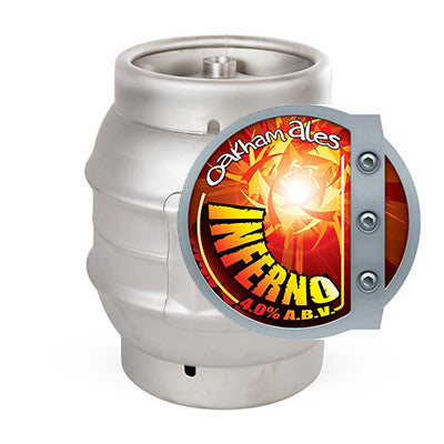Oakham Ales Inferno from BJ Supplies | Cash & Carry Wholesale