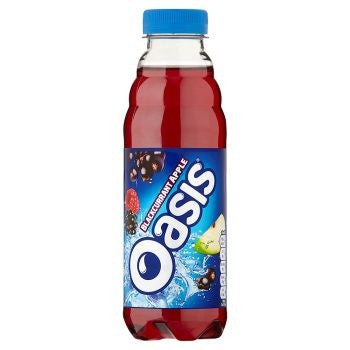 Oasis (Various) 500ml from BJ Supplies | Cash & Carry Wholesale