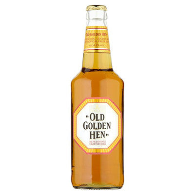 Old Golden Hen Bottles from BJ Supplies | Cash & Carry Wholesale