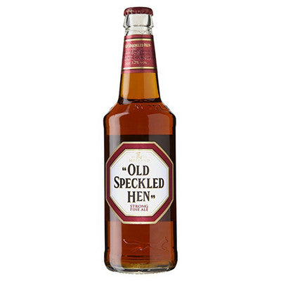 Old Speckled Hen Bottles from BJ Supplies | Cash & Carry Wholesale
