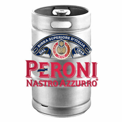 Peroni Keg from BJ Supplies | Cash & Carry Wholesale