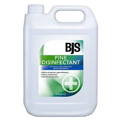 Pine/Floral/Lemon Disinfectant from BJ Supplies | Cash & Carry Wholesale